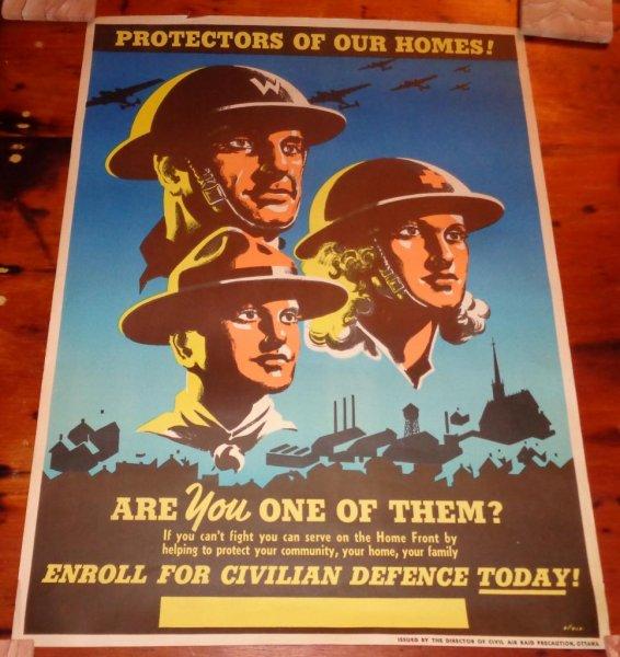 Enroll For Civil Defence Todat