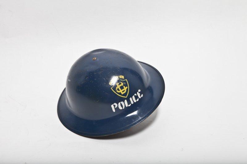 Canadian Civil Defence Blue Police web