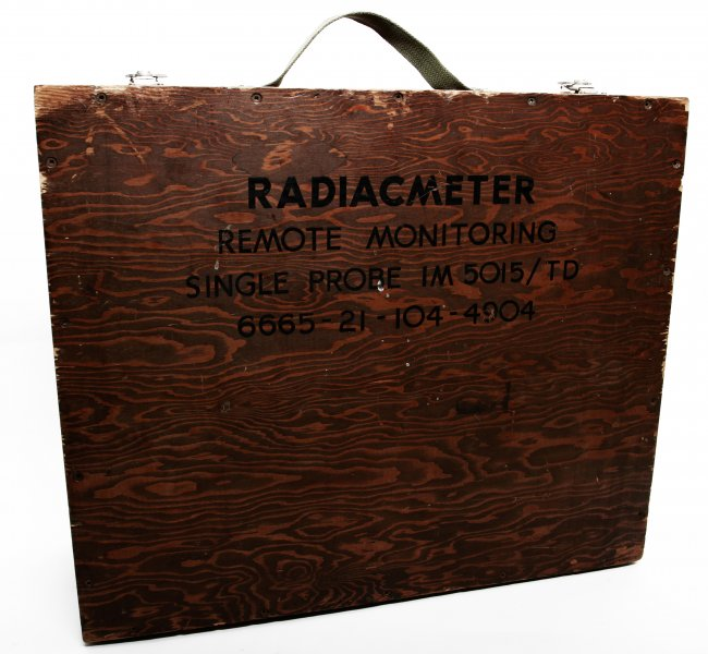 Canadian Nato Geiger Counter Case