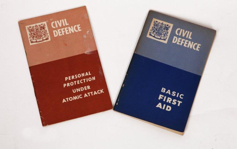 Civil Defence Booklets