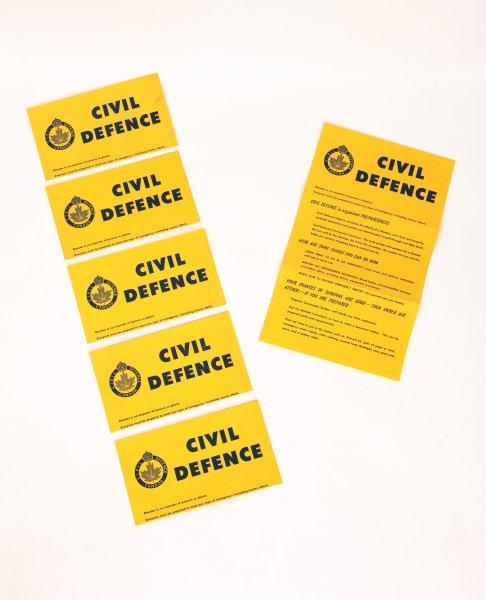 Civil Defence Canada Info