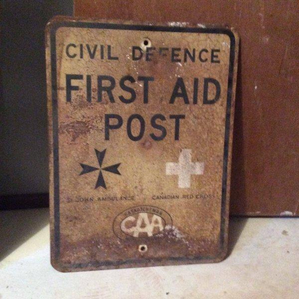 Civil Defence Sask