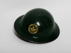 Canadian Civil Defence Green Helmet