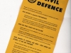 Civil Defence Info