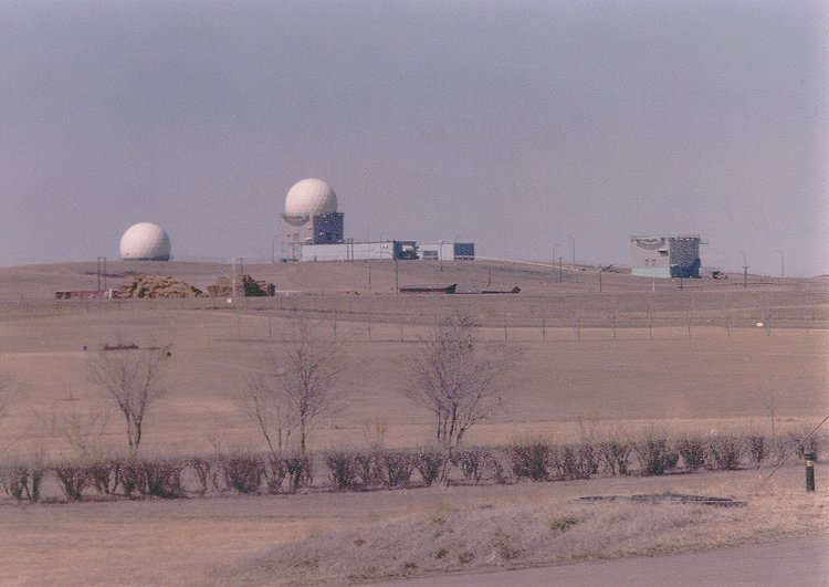 Operations site after the FPS-26 was decommissioned - 1977