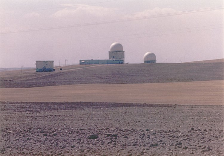 Operations site after the FPS-26 was decommissioned - 1977b