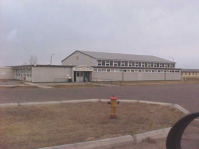 Rec Centre (also housed the Snack Bar) - 4 June 2000
