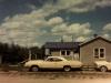 The singles house in Sibald, Alberta - June 1970