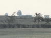 Upper site as seen from the golf course - June 1986b