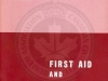 Civil Defence First Aid and Home Nursing 1952 1