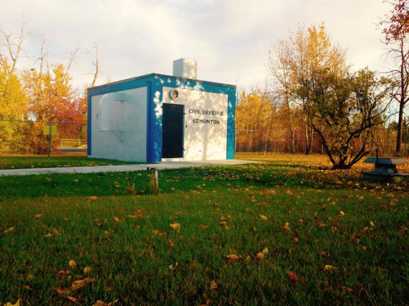 The Bunker in the Fall