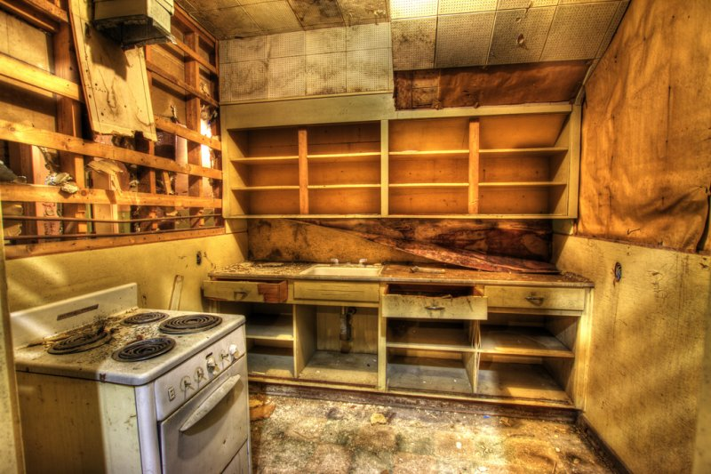 The Bunker Kitchen