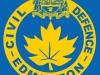 Edmonton Civil Defence Logo