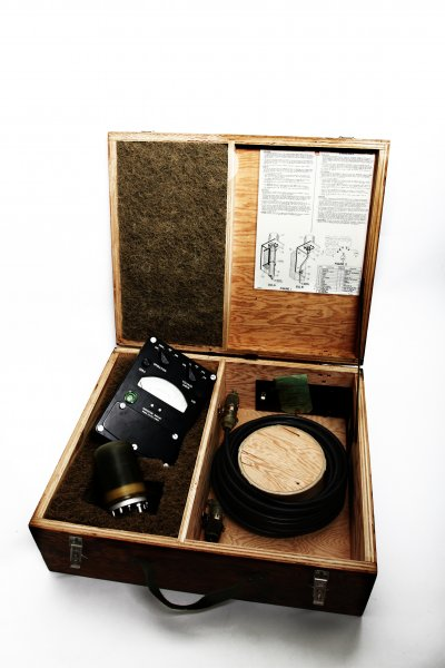 Canadian Nato Geiger Counter