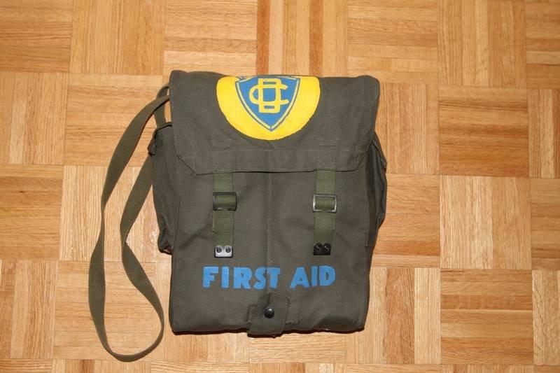 Civil Defence First Ait Kit
