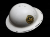 Canadian Civil Defence Warden Helmet1