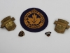 Civil Defence Badges