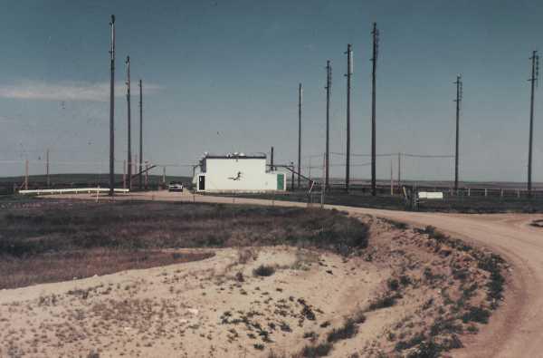 GATR Site - 1985