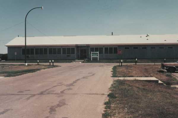 Headquarters building - 1985