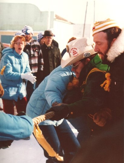 Winter Carnival, Stu Gordon and others - February 1980
