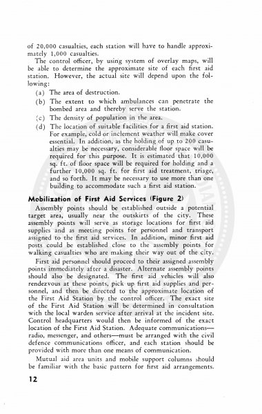 Civil Defence First Aid and Home Nursing 1952 11