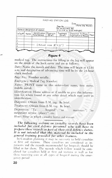 Civil Defence First Aid and Home Nursing 1952 19