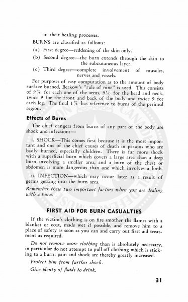 Civil Defence First Aid and Home Nursing 1952 30