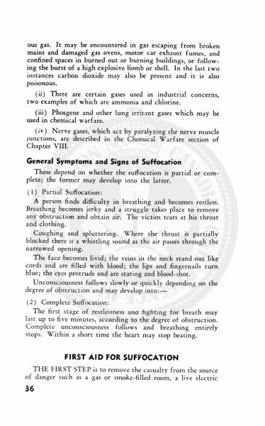 Civil Defence First Aid and Home Nursing 1952 35