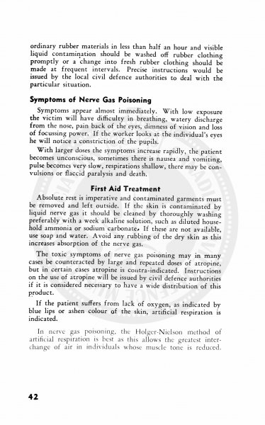 Civil Defence First Aid and Home Nursing 1952 41
