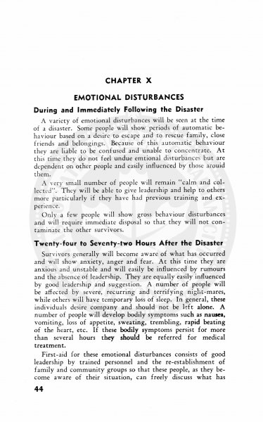 Civil Defence First Aid and Home Nursing 1952 43